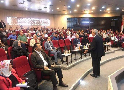 ندوة سبل تطویر و تنمیة الاهوار و مدنها الاثریة في العراق