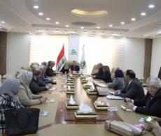 أوضاع الوزارات وخططها الإصلاحية